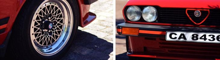 Alfa Romeo GTV6 3.0