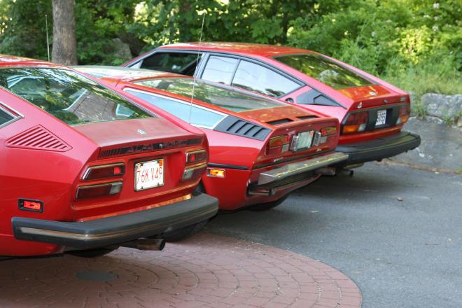 Alfa Romeo Alfetta GT GTV GTV6