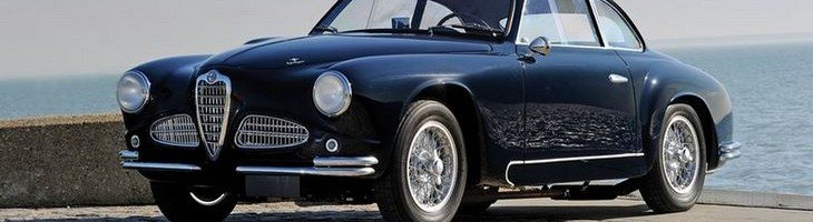1951 Alfa Romeo 1900 C Sprint Touring