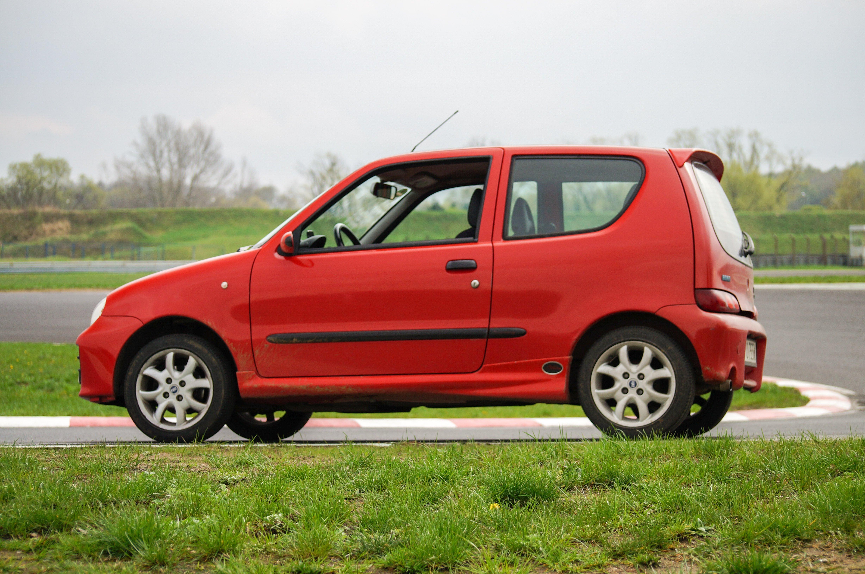 Fiat Seicento Schumacher