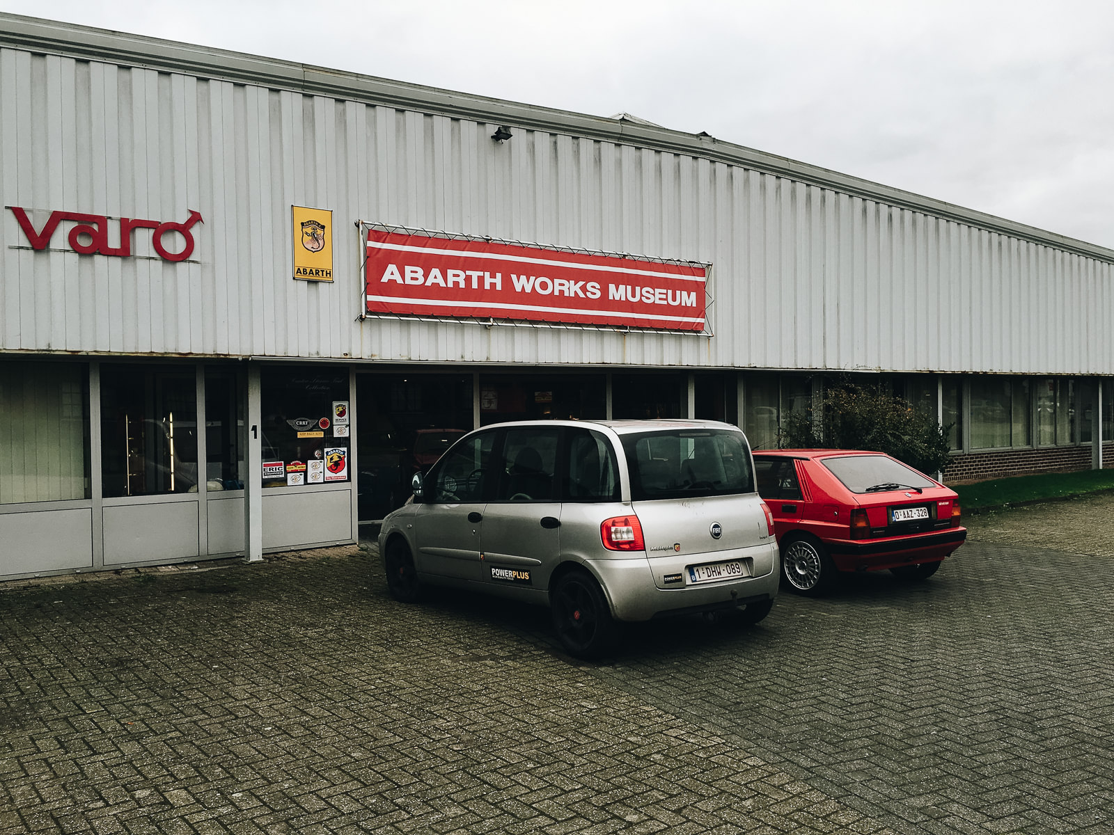 Abarth Works Museum Lier