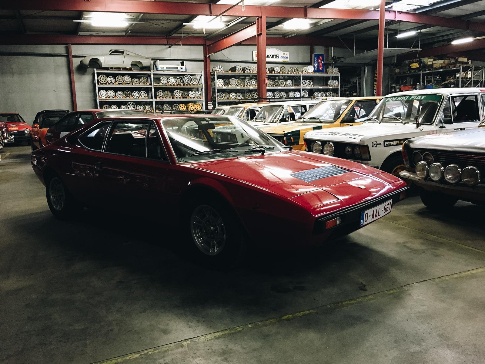 Ferrari 208 GT4 Dino