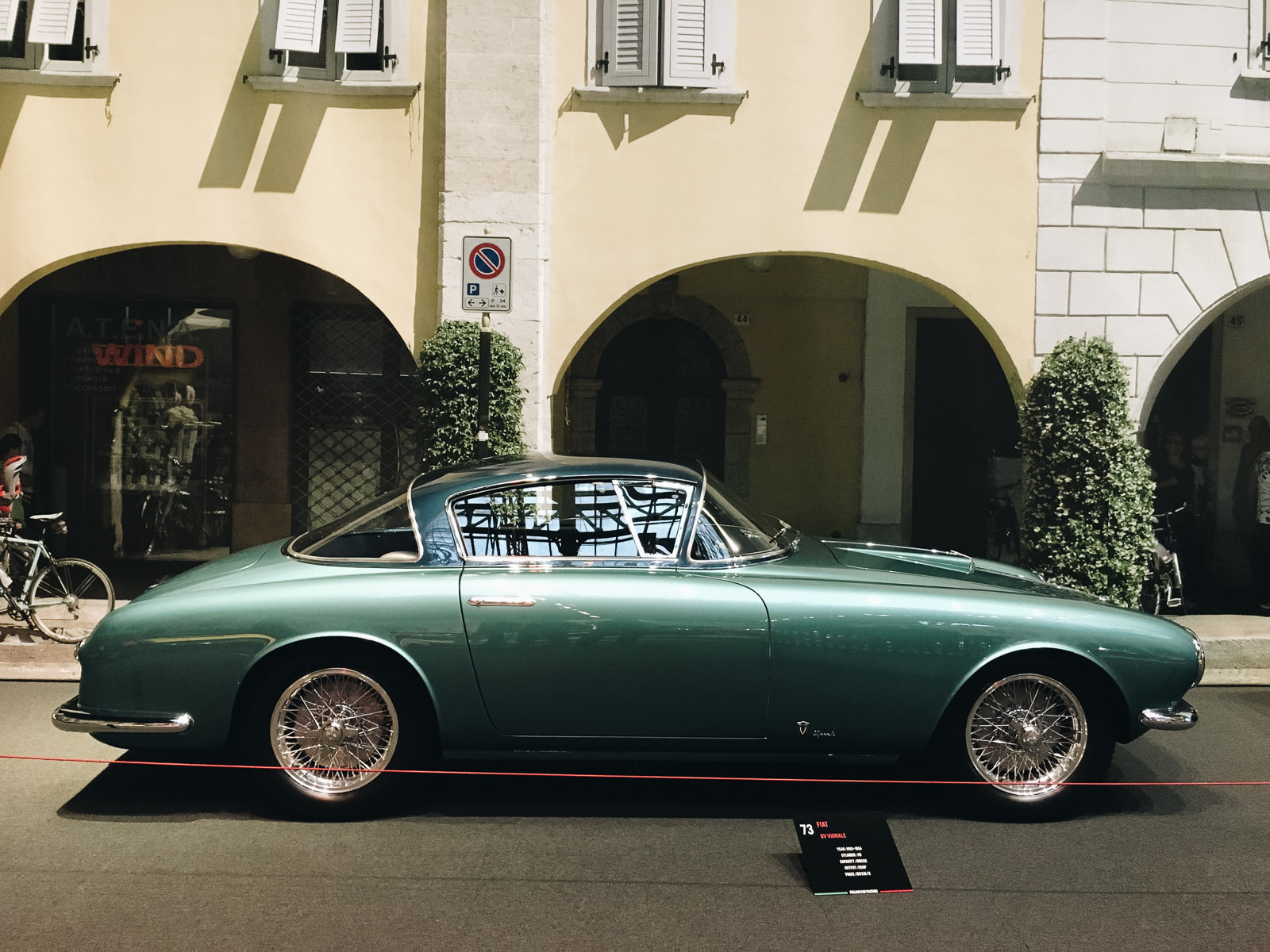 Fiat 8V Vignale