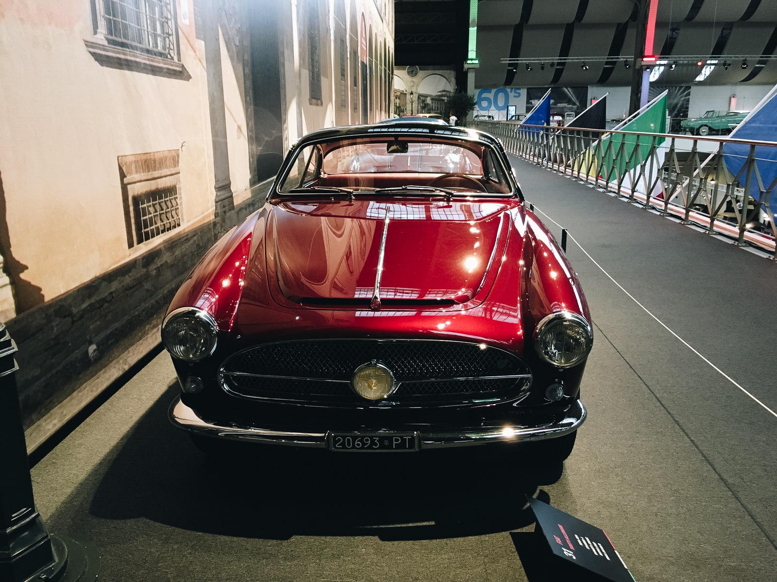 Fiat 1100 TV Allemano