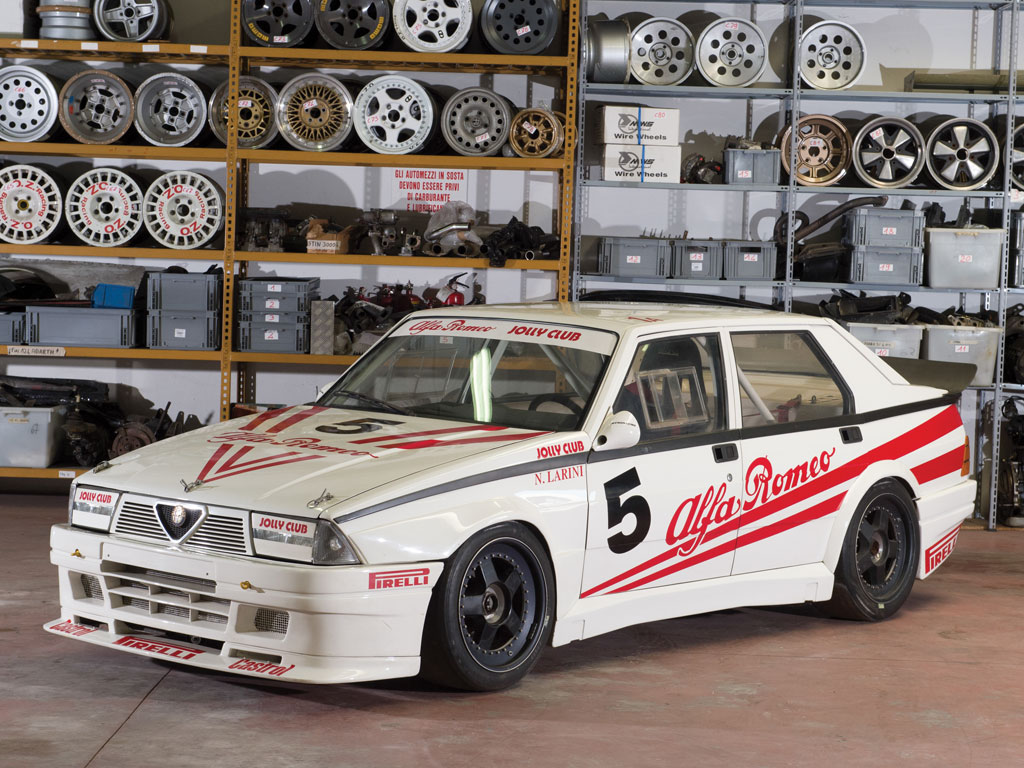 Alfa Romeo 75 Group A