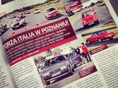 Automobilista Forza Italia