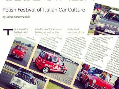 Auto Italia Magazine o Forza Italia 2013