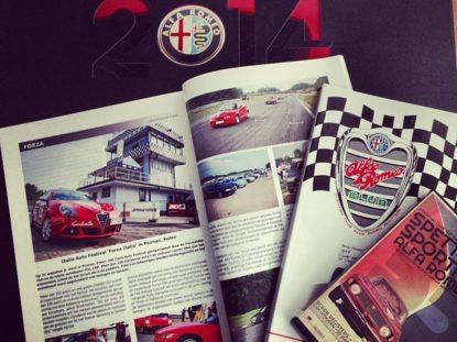 SCARB Relacja z Forza Italia 2013