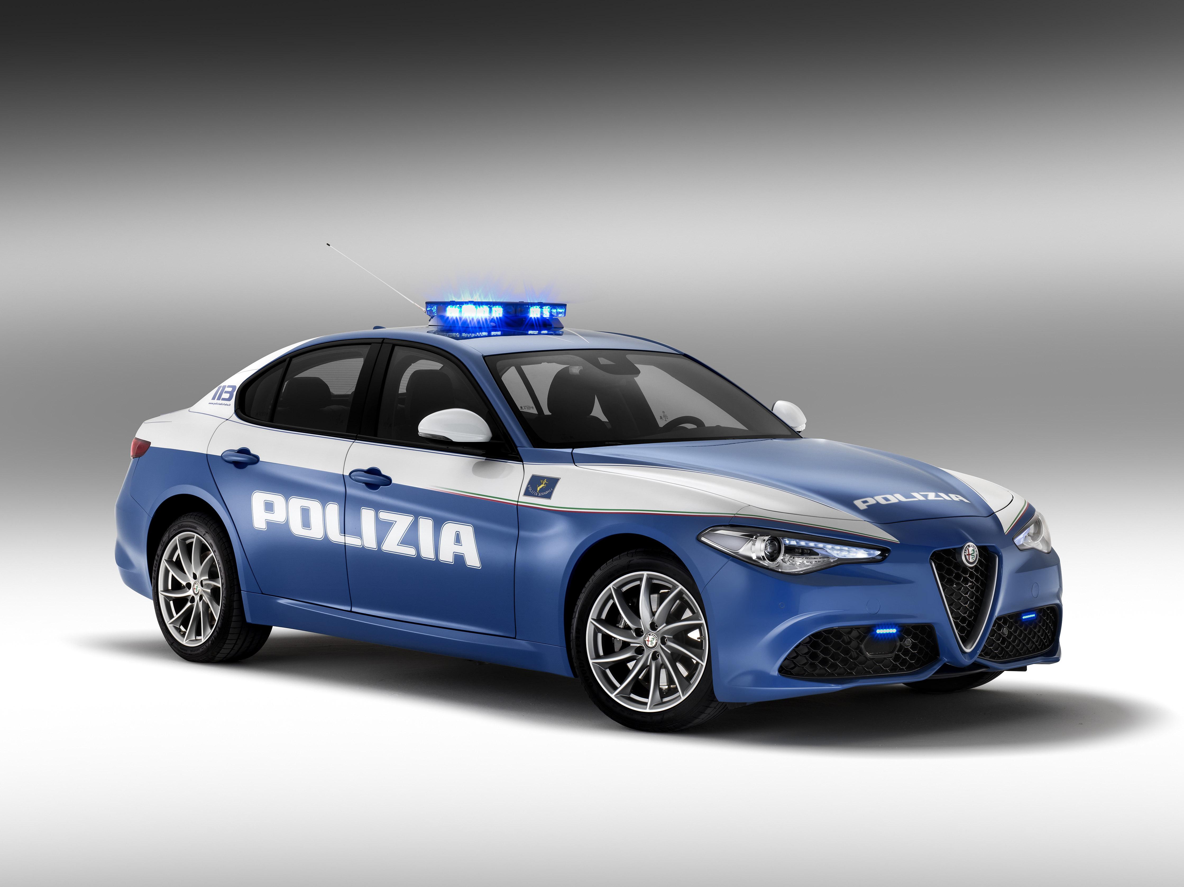 Alfa Romeo Polizia