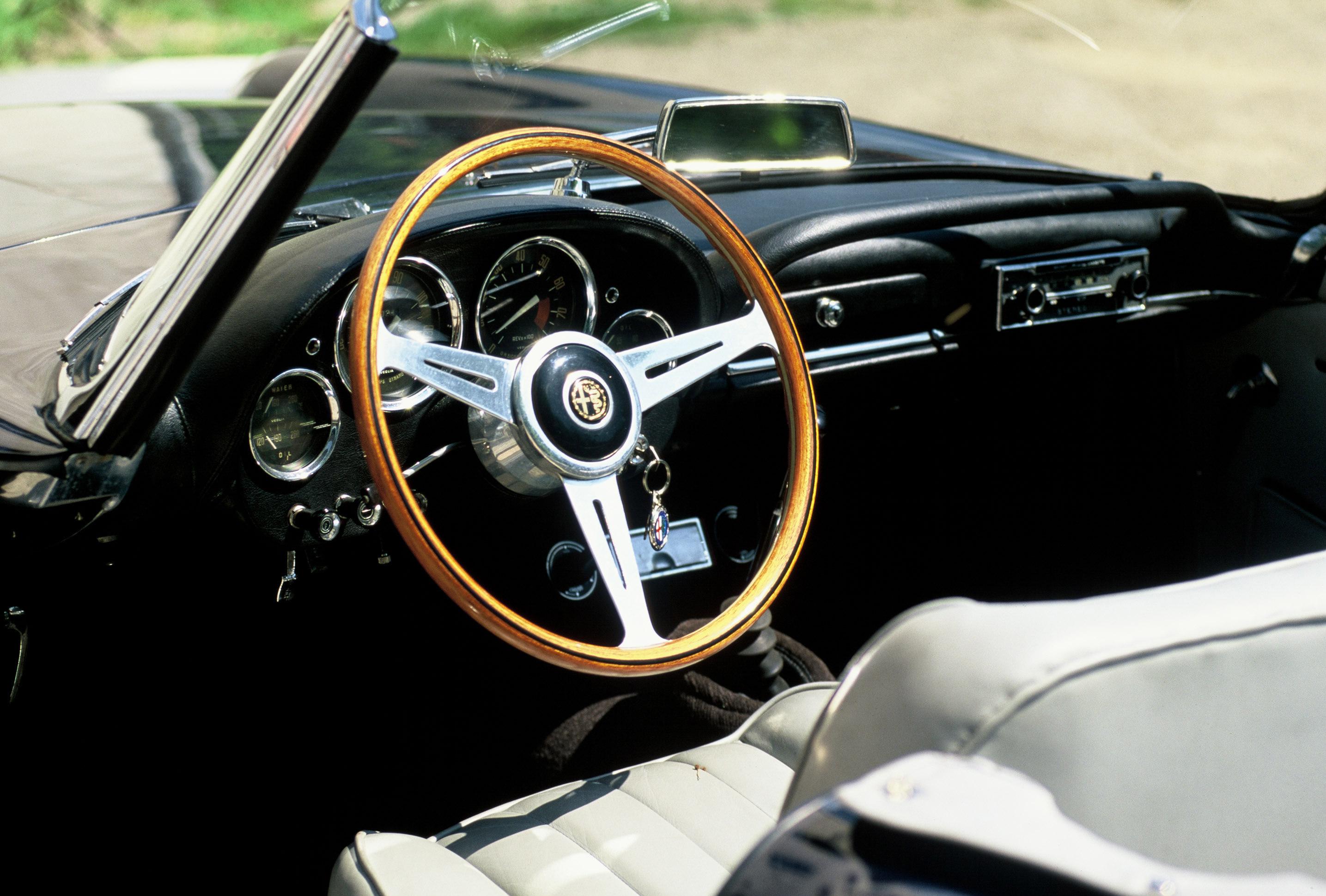 Alfa Romeo 2600 – Berlina Spider Sprint – ForzaItalia
