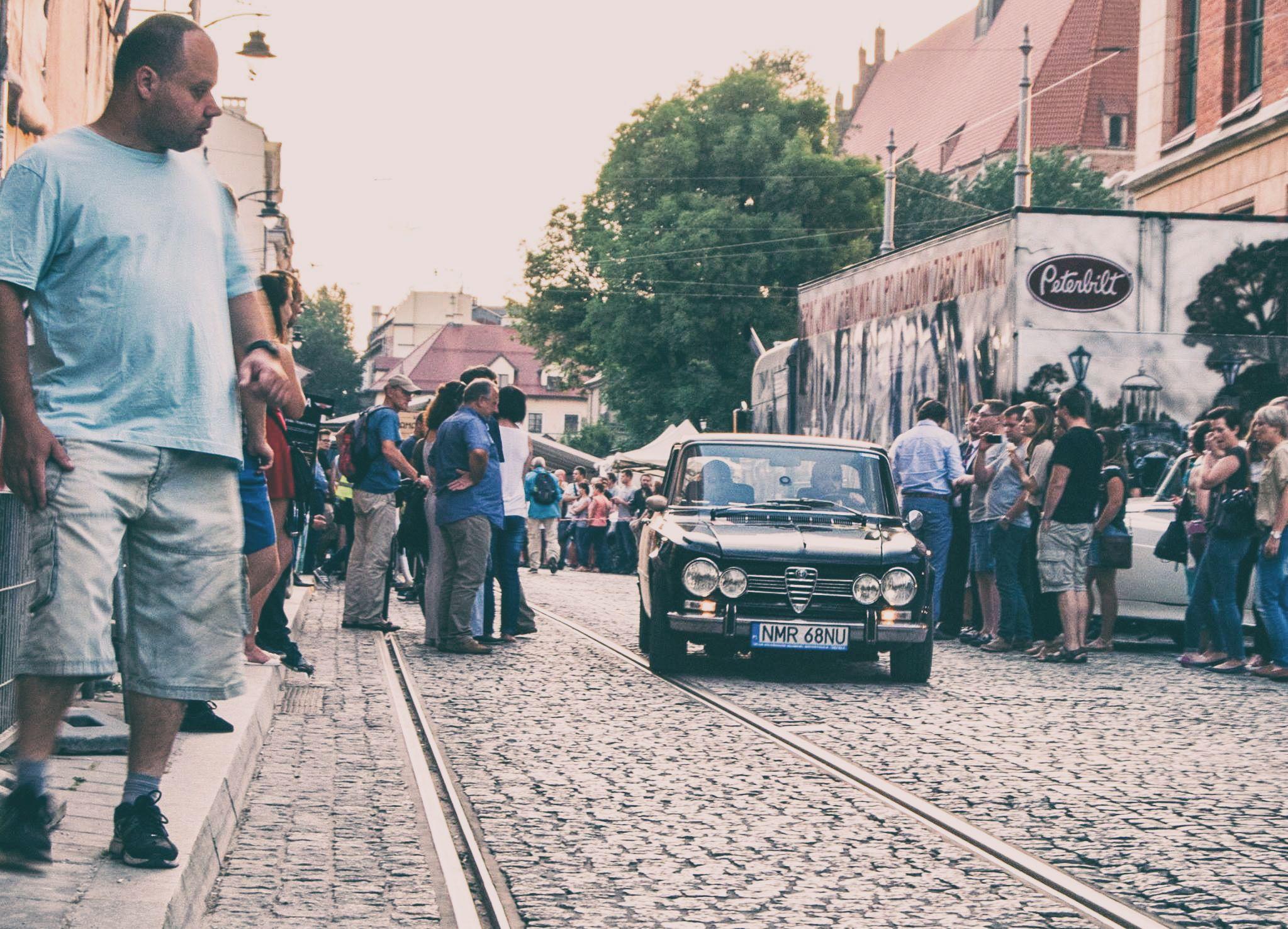 Alfa Romeo Giulia Super 5 Rajd Polski Historyczny
