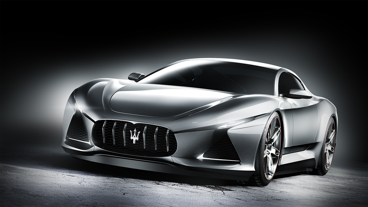 Maserati ZS3