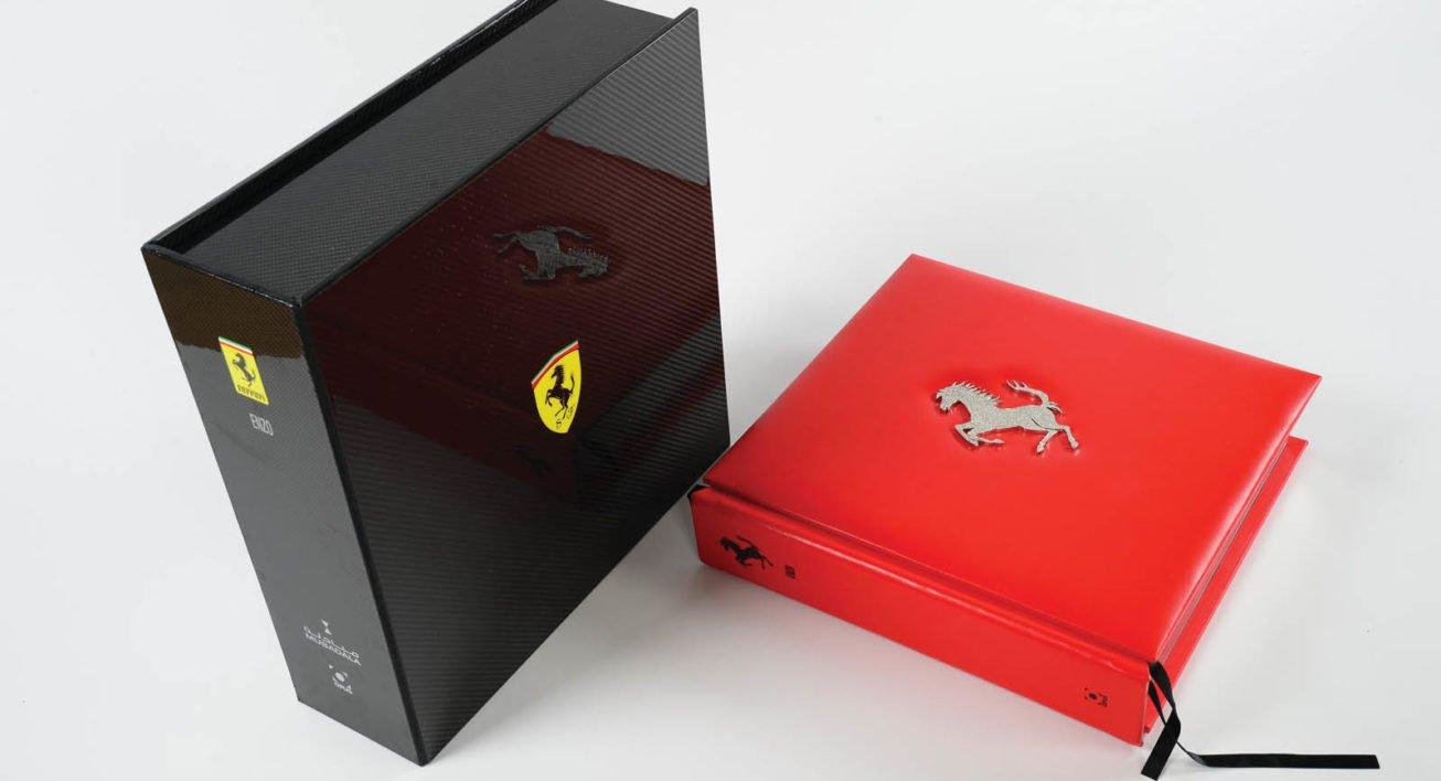 The Official Ferrari Opus w diamentowej edycji