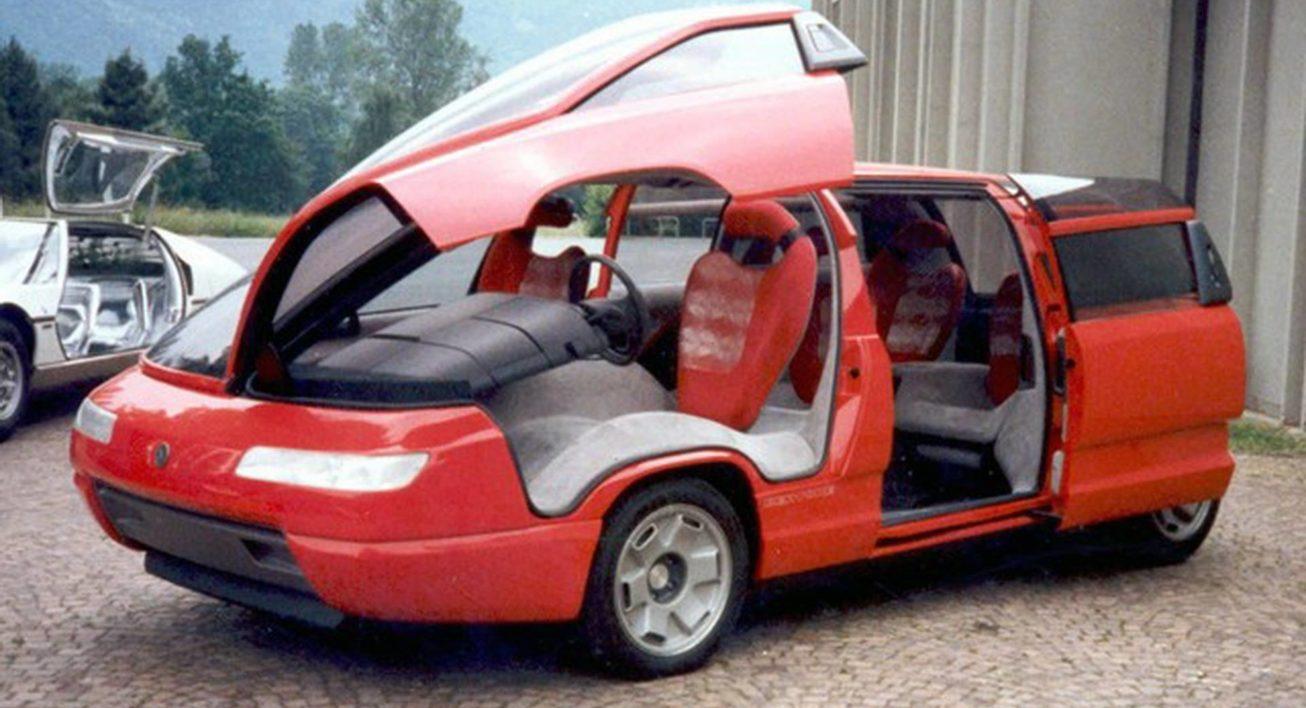 Bertone Lamborghini Genesis 1988