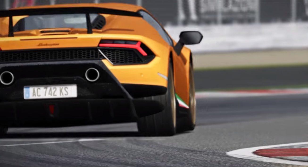 Assetto Corsa - Lamborghini Huracan Performante