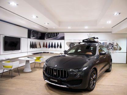 Maserati wstrzymuje produkcję ze względu na niższy popyt