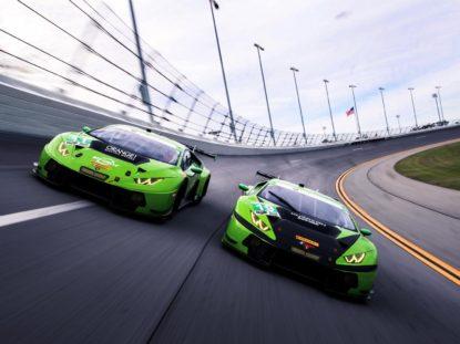 Lamborghini Huracan GT3 na Daytona 24