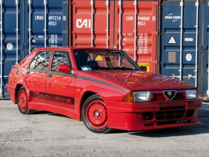 Alfa Romeo 75 Turbo Evoluzione