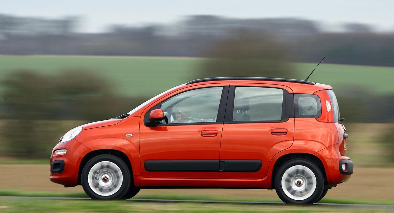 Fiat Panda najchętniej kupowanym autem we Włoszech