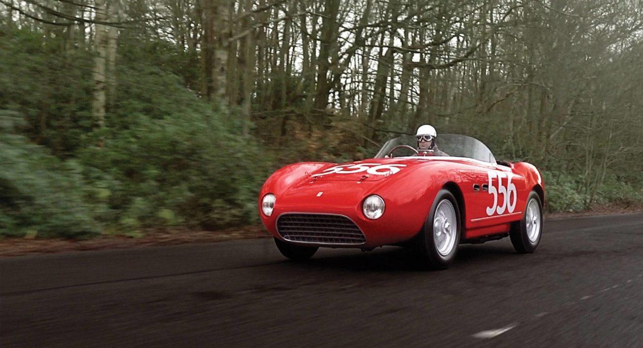 Ferrari 166 MM Spider 1953