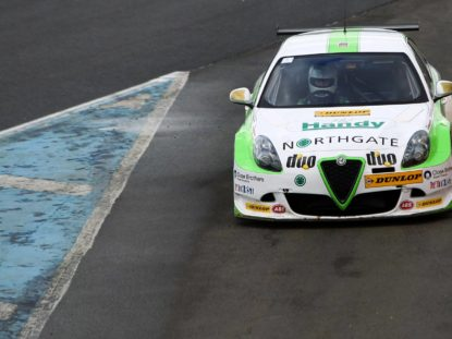 Alfa Romeo Giulietta BTCC