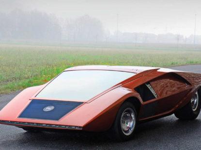 Bertone Lancia Stratos HF Zero 1970