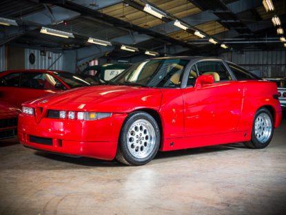 FCA Heritage, Alfa Romeo SZ