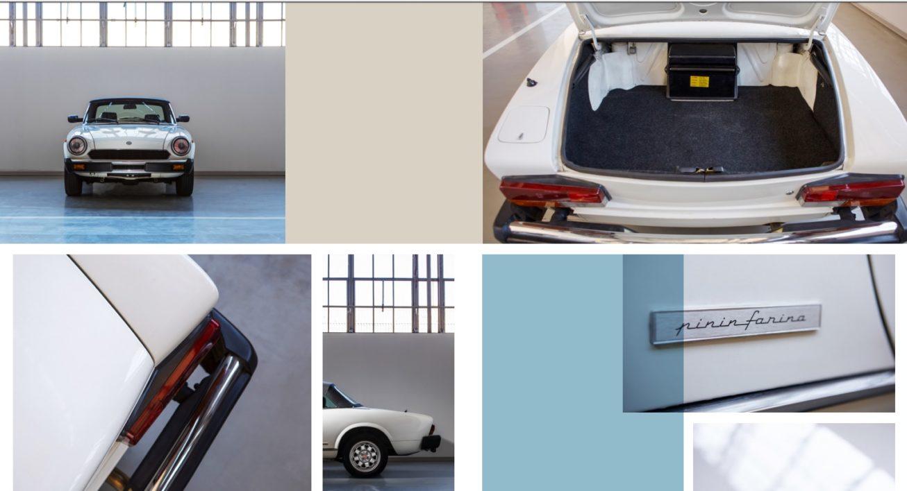 Fiat 124 Sport Spider Europa