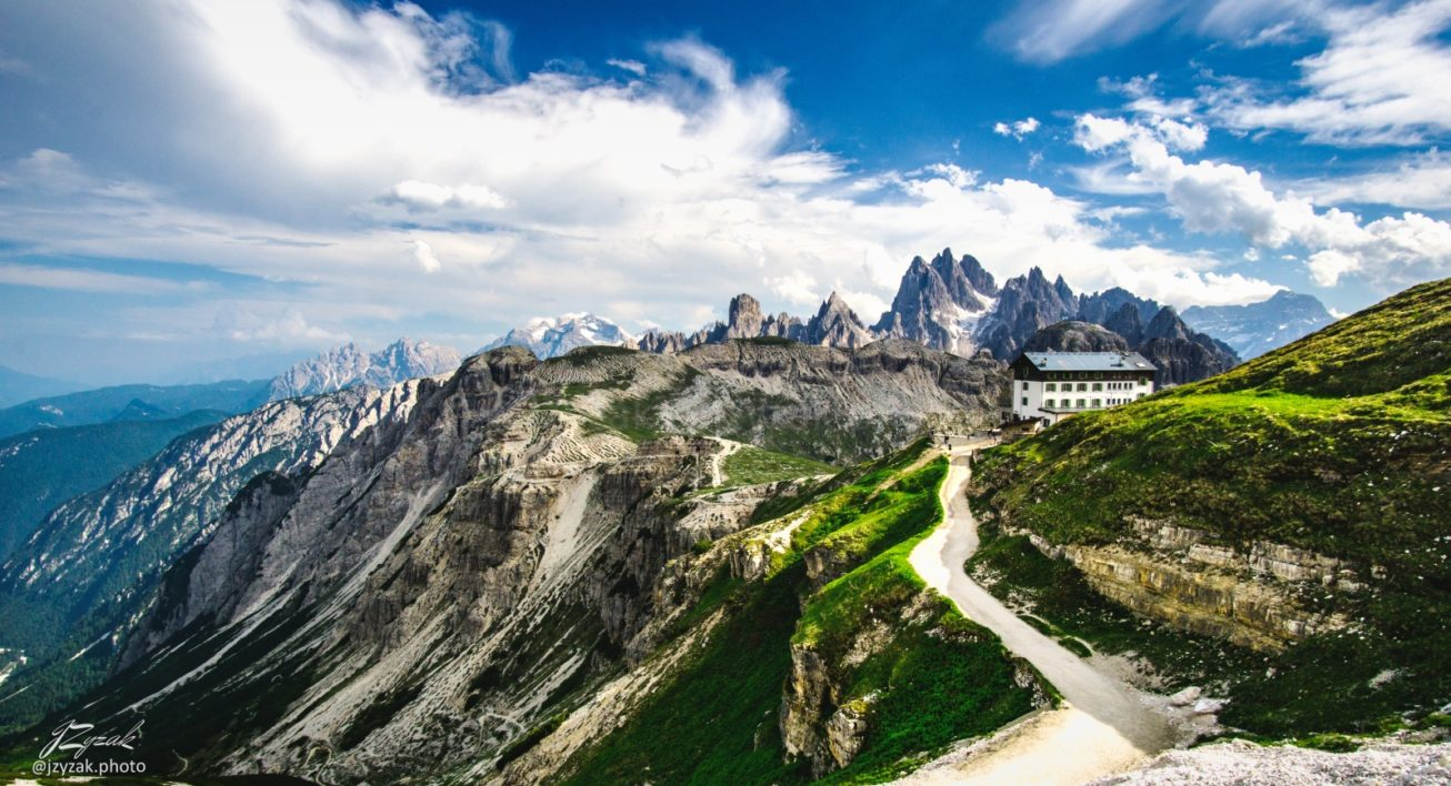 RoadTrip Italia Dolomity