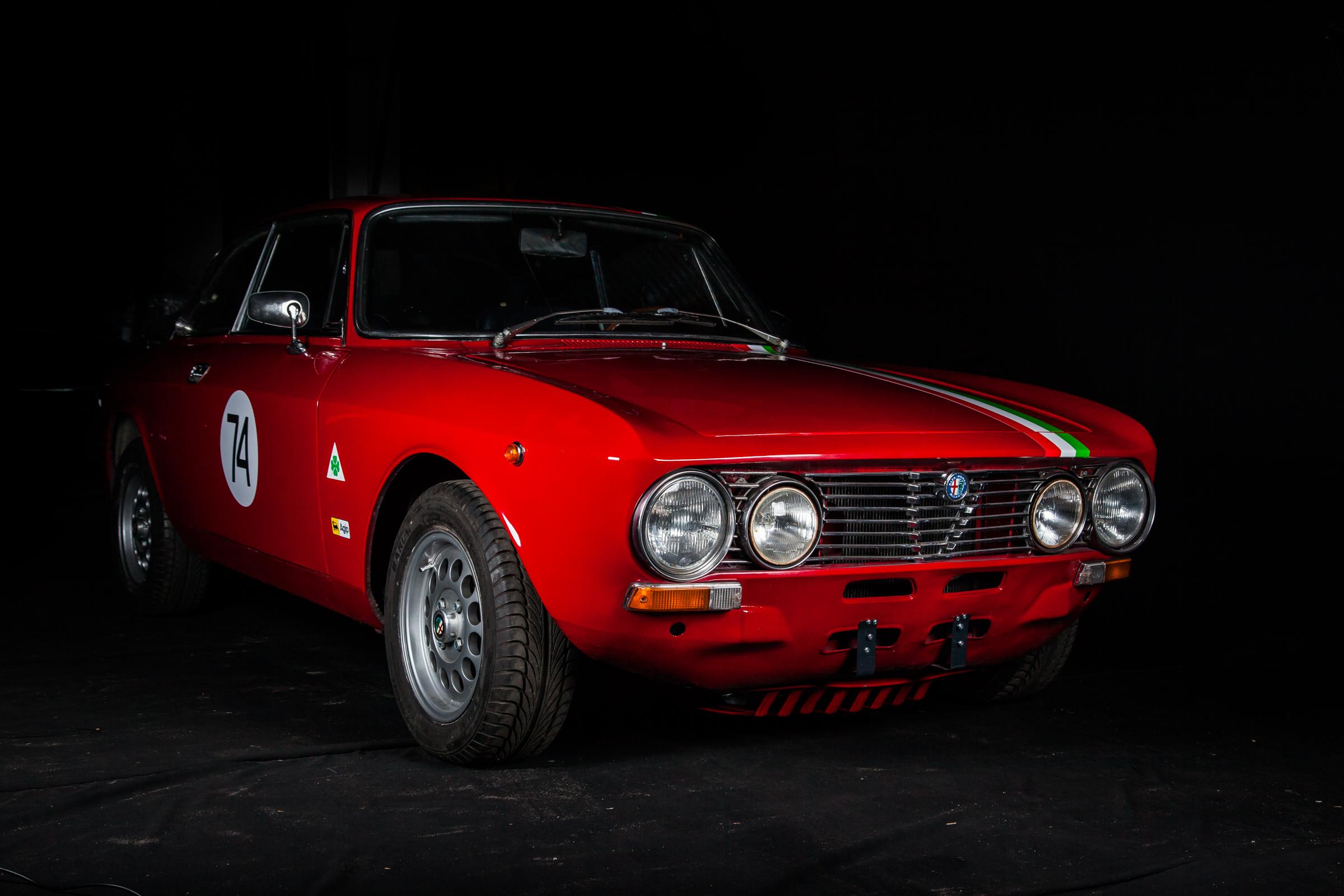 Alfa Romeo GT 1600 1974