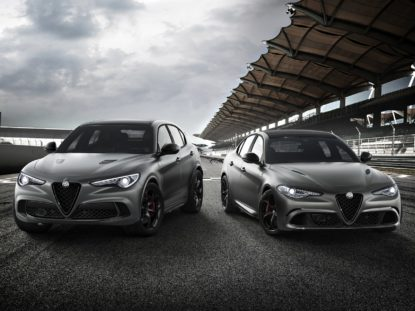Alfa Romeo w Genewie