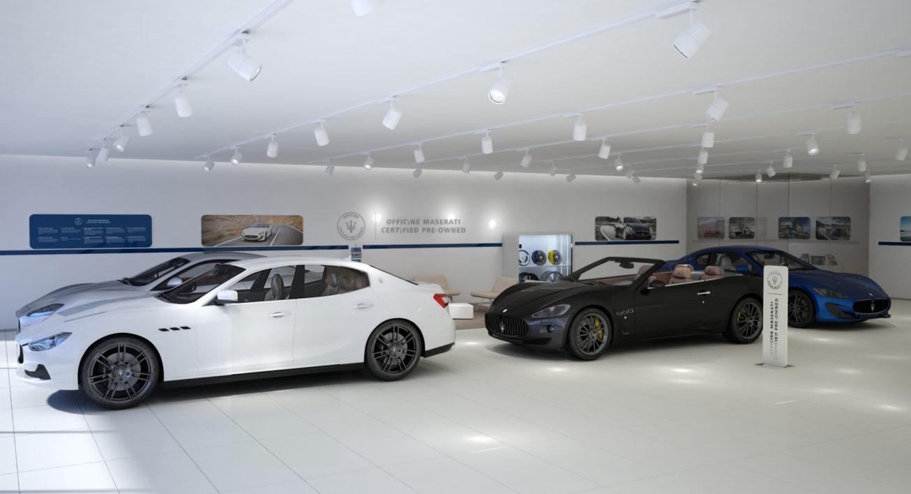 Officine Maserati