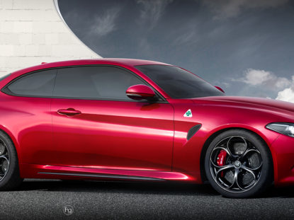Alfa Romeo Giulia coupe