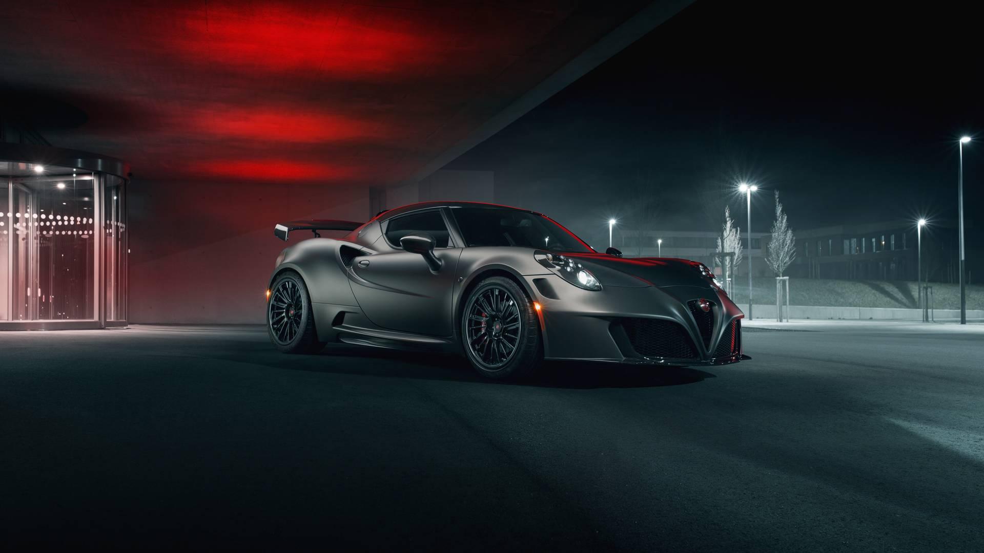 4C od Pogea Racing Ma dwukrotnie więcej mocy ForzaItalia