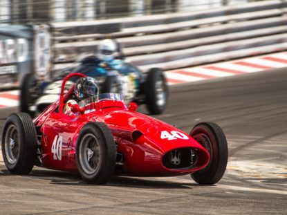 Maserati, Grand Prix de Monaco Historique