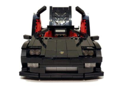 Lamborghini Diablo Lego