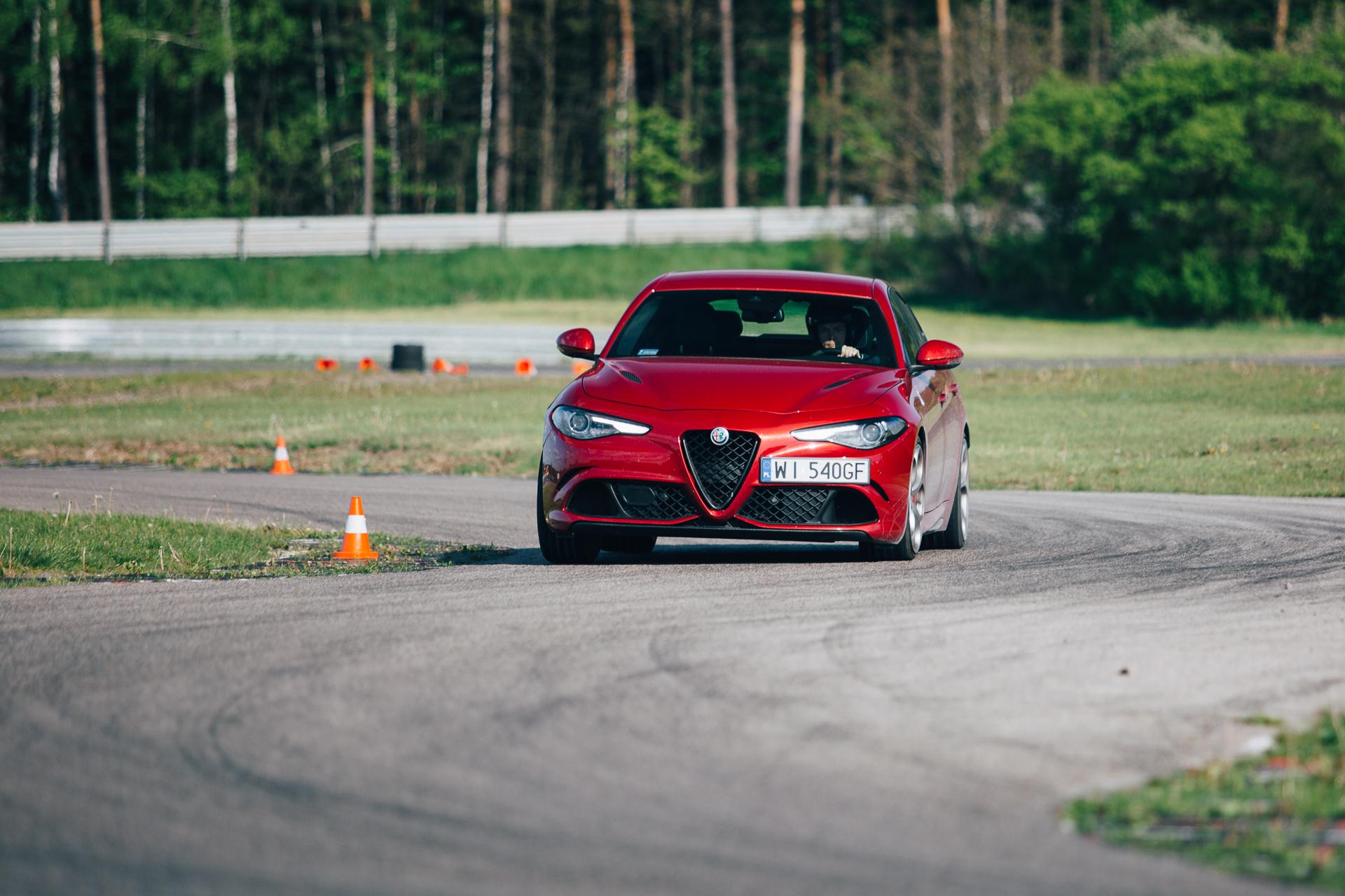 Alfa Romeo Giulia Quadrifogl