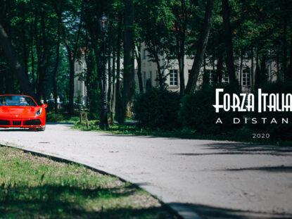 Zlot ForzaItalia.pl 2020 A Distanza