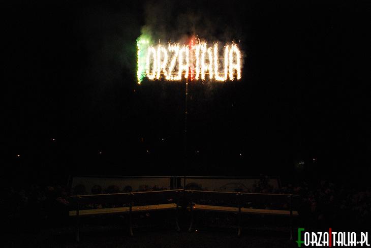 Zlot miłośników włoskiej motoryzacji Forza Italia 2011
