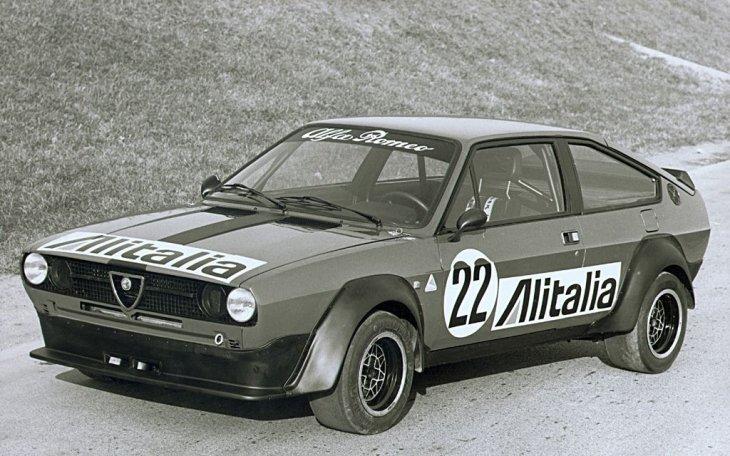 Alfasud Ti Trofeo 1976-1983