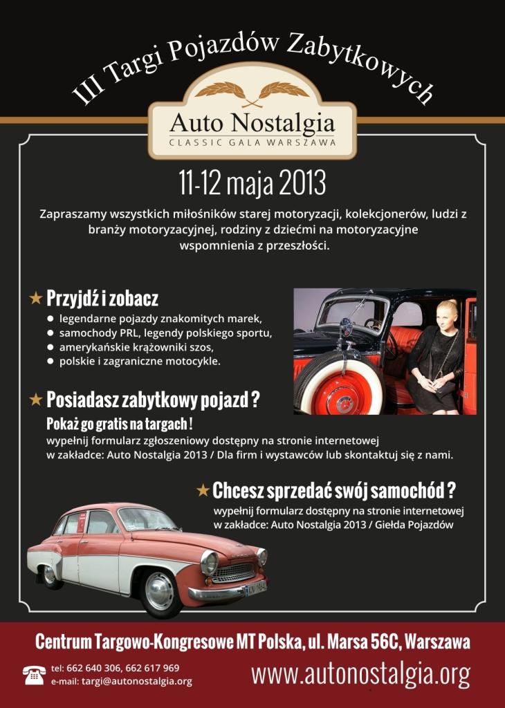 AutoNostalgia2013