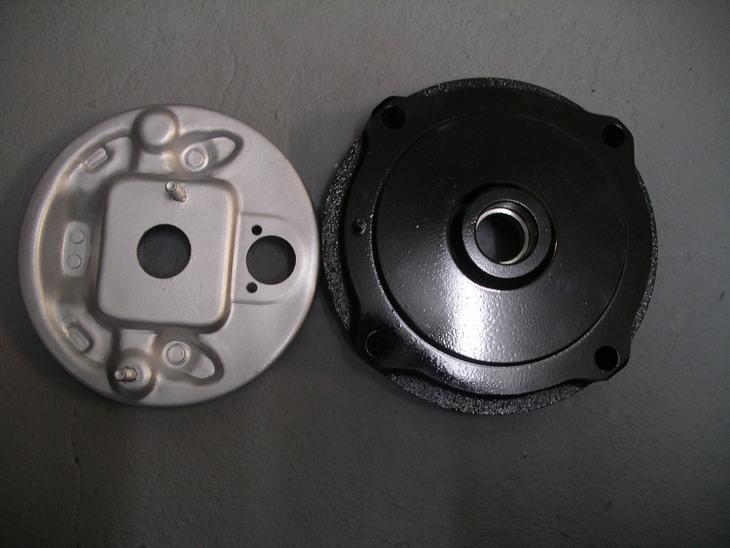 Remont Fiata 500 R