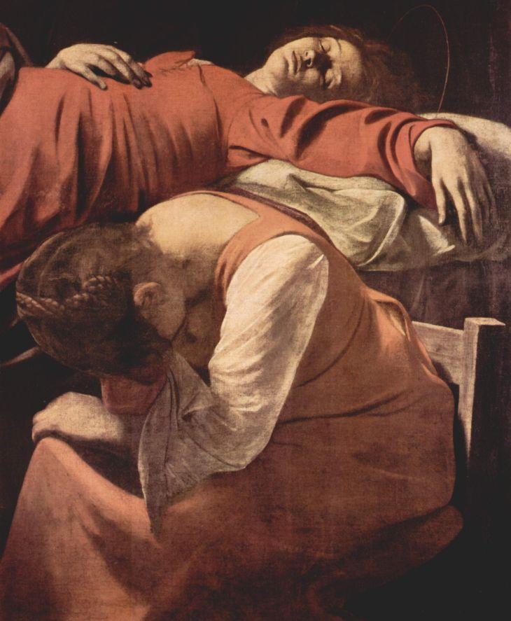 Caravaggio mierc Marii