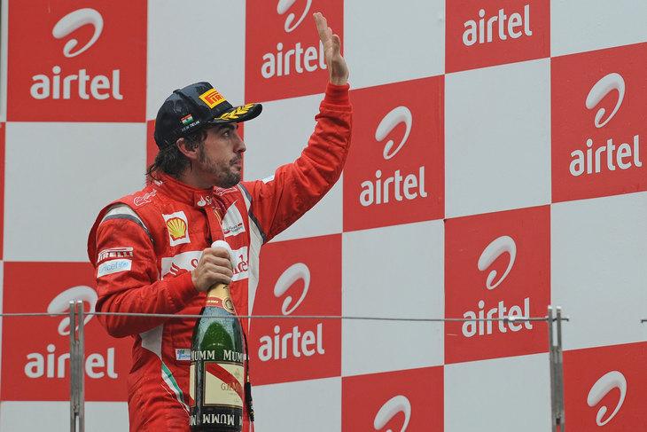 F1 Indie Fernando Alonso