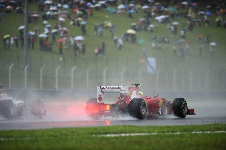 F1 GP Malezji
