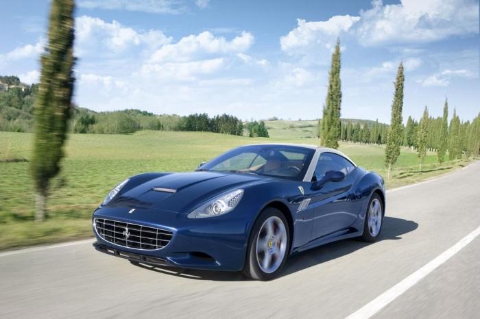 Ferrari California 2013