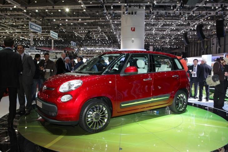 Fiat Genewa 2012