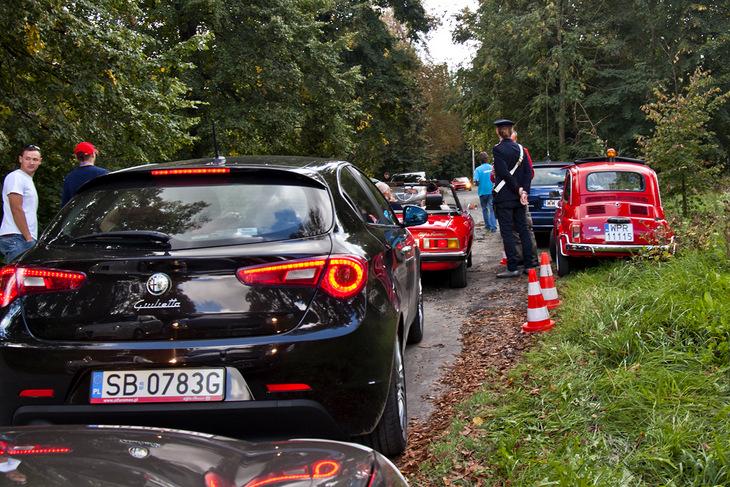 Zlot Forza Italia 2011