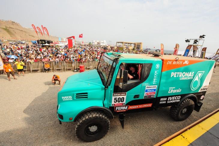 IVECO Dakar 2013 2
