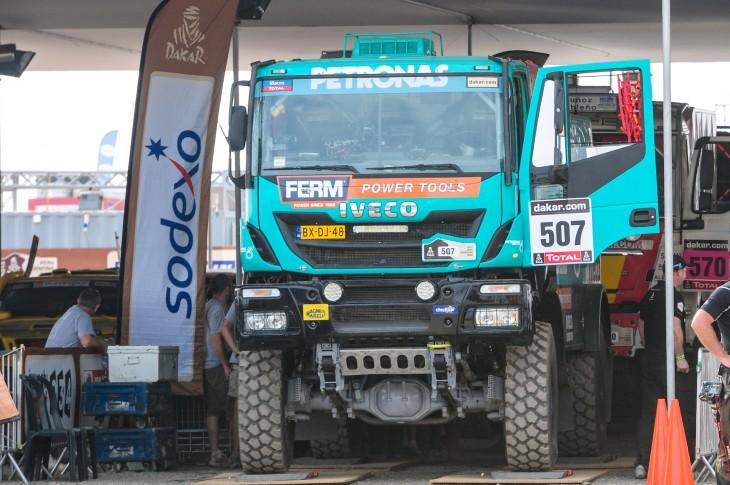 IVECO Dakar 2013